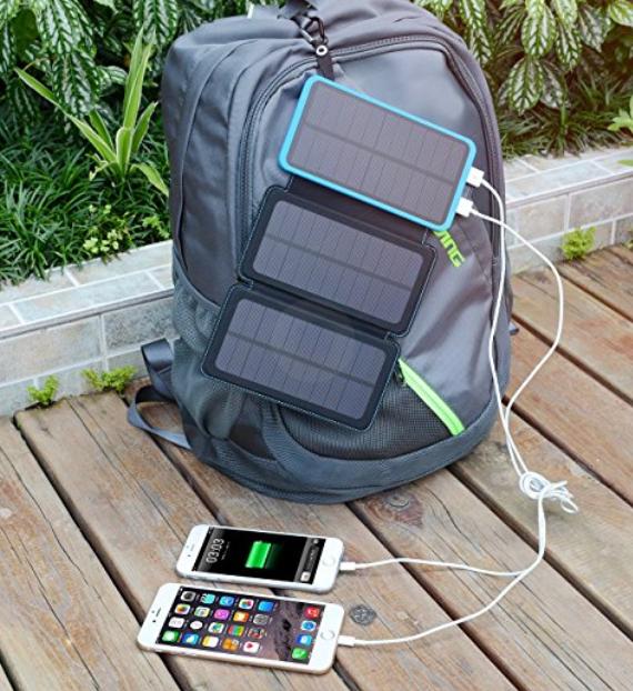 Pannello Solare Per Zaino : Pannelli solari per zaino da escursione giovani geologi