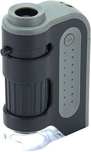 Tascabile Microscopio – Giovani Microbrite Plus 60 Carson 120x 54LAjq3cR